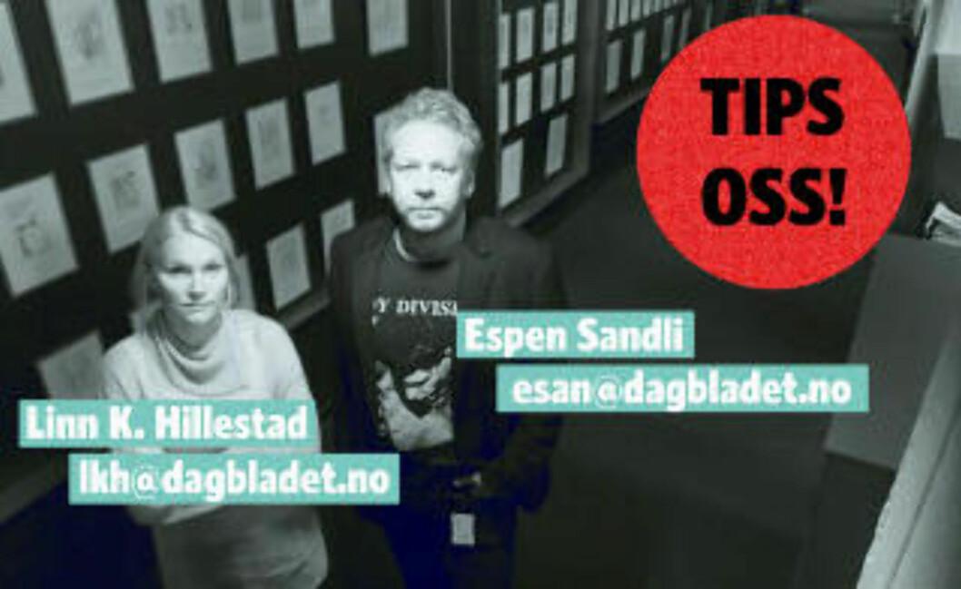 Tips oss på nullctrl@dagbladet.no