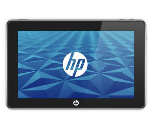 HP Slate Foto: HP