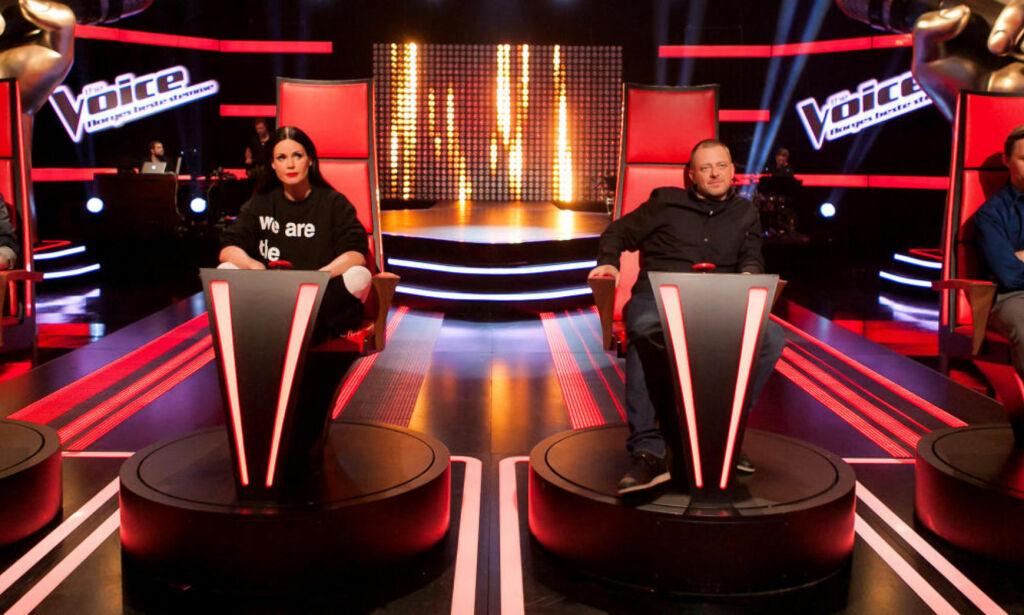image: TV 2 innrømmer sangfiksing i «The Voice»