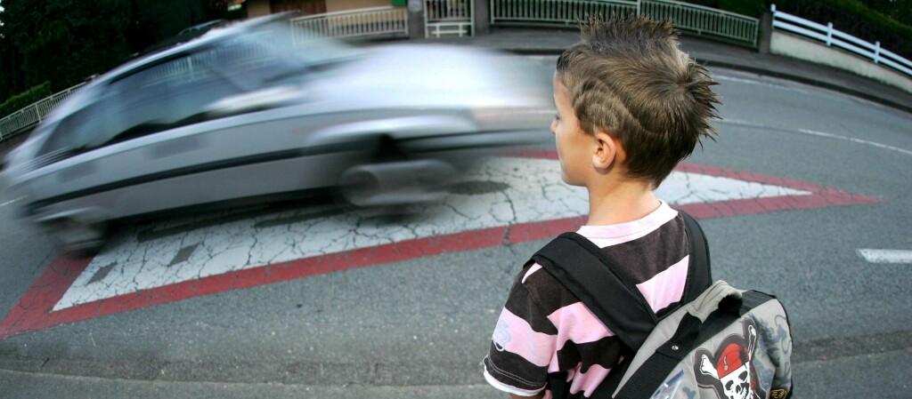 Er det nødvendig eller overflødig å forsikre barna? Forbrukerombudet vil stille strengere krav til markedsføringen. Foto: Colourbox.com