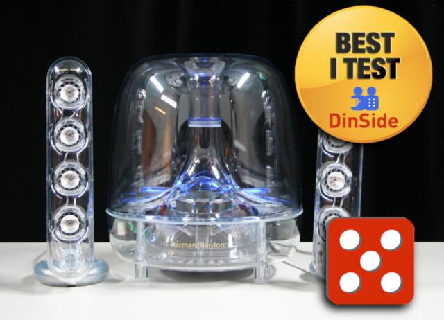 Stor test av PC-høyttalere - DinSide faf48049f7ea5