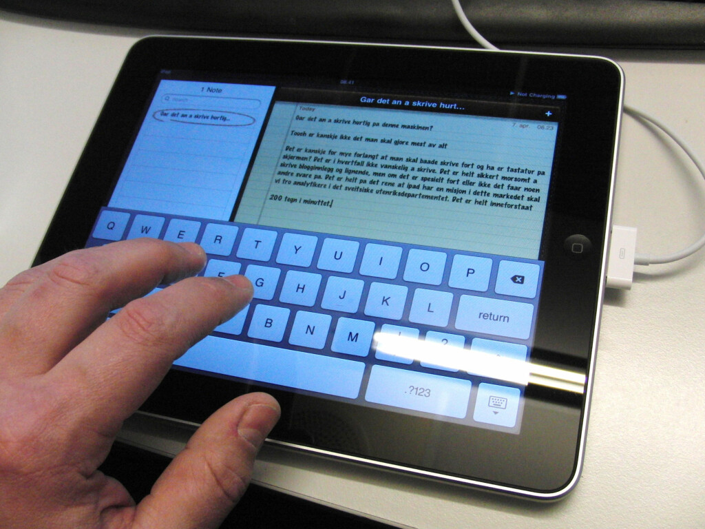 Apple ipad slik er den i bruk dinside - Er finestra mac ...