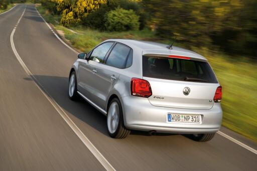 image: Polo kåret til Årets verdensbil 2010