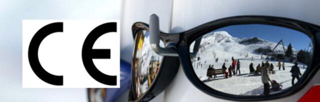 45f361d6e6cc KVALITET  Solbriller med CE-merket beskytter effektivt mot UV-stråler