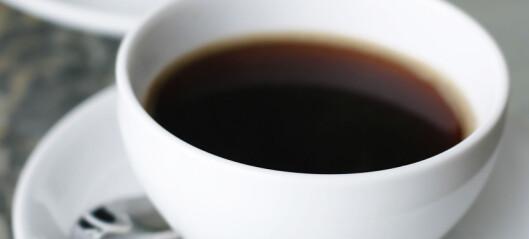 Sterk kaffe er best for magen