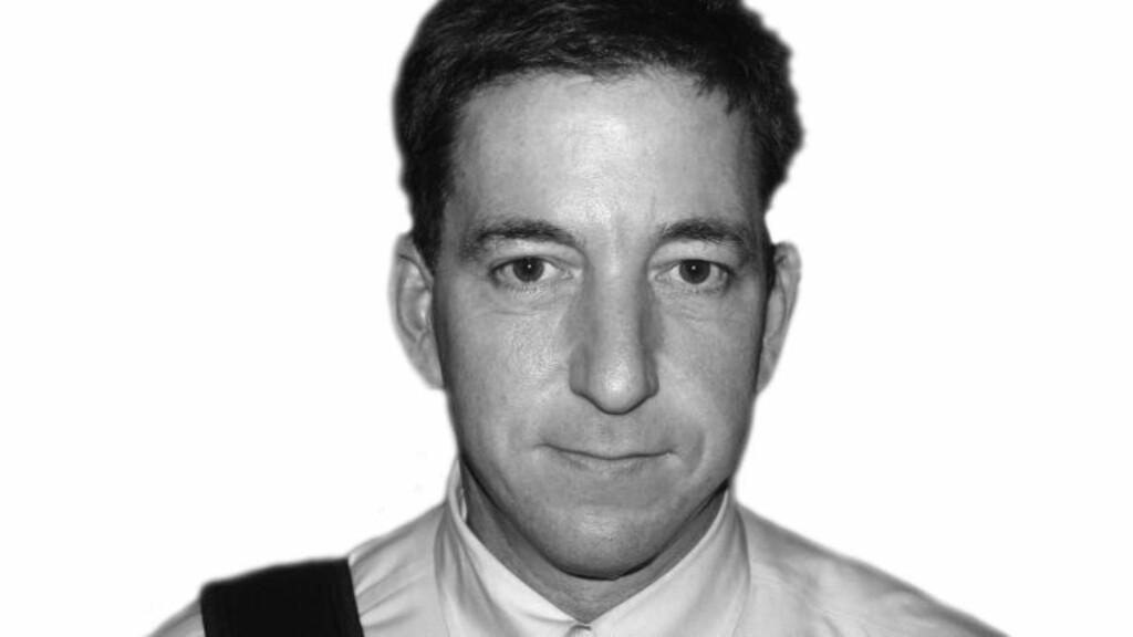 WRITING IN DAGBLADET: Journalist Glenn Greenwald. Photo: Arne Halvorsen/Dagbladet