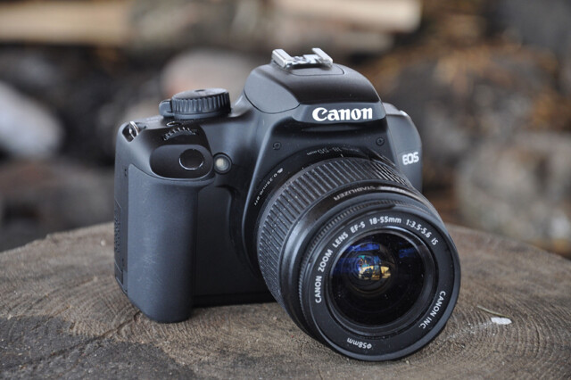canon eos 1000d manual norsk