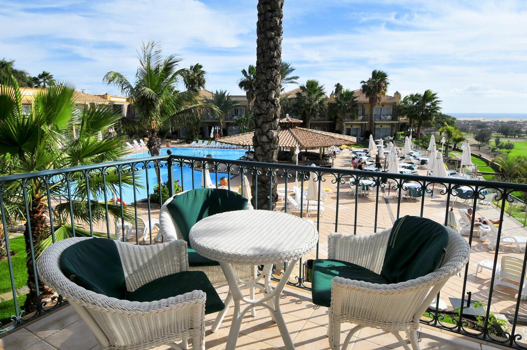 Fra Vital Hotel Suites & Spa. Foto: Scott Gog
