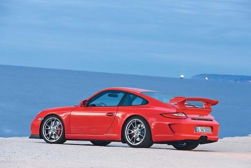FINALIST: Porsche 911 GT3