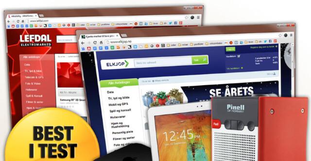 4d011bf96 Her er Norges billigste nettbutikker - Dagbladet