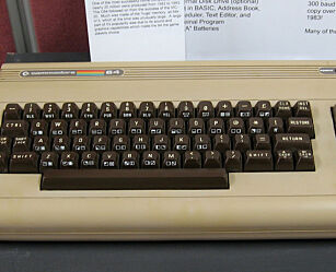 image: Commodore 64-spill på ny PC