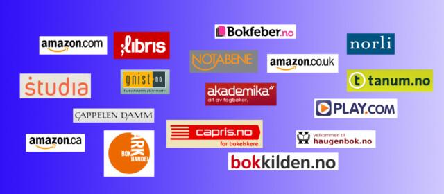 344984815 Nettbutikker: Hvilken nettbokhandel er best? - DinSide