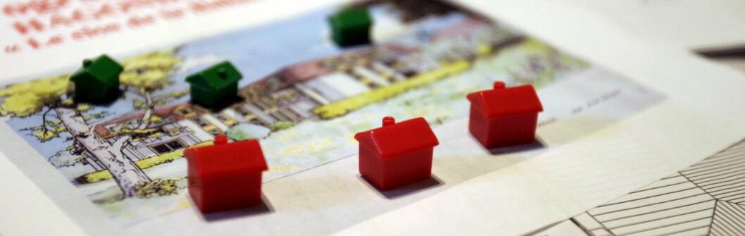 Få kjøp er så store som når du skal kjøpe bolig, så det er viktig å sette seg ordentlig inn i hvordan markedet fungerer. Foto: Colourbox.com