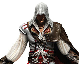 image: Assassin's Creed II med streng DRM
