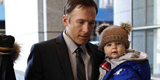 image: Bode Miller måtte gi fra seg sønnen i rettssalen