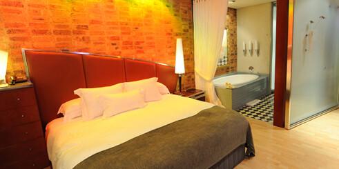 Sjekk inn: Melrose Arch Hotel