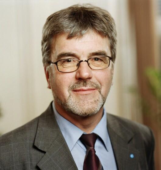 Jack Frostad, informasjonsdirektør i If Skadeforsikring Foto: If