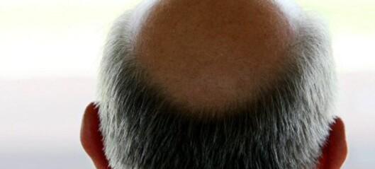 Laseren lover hårvekst