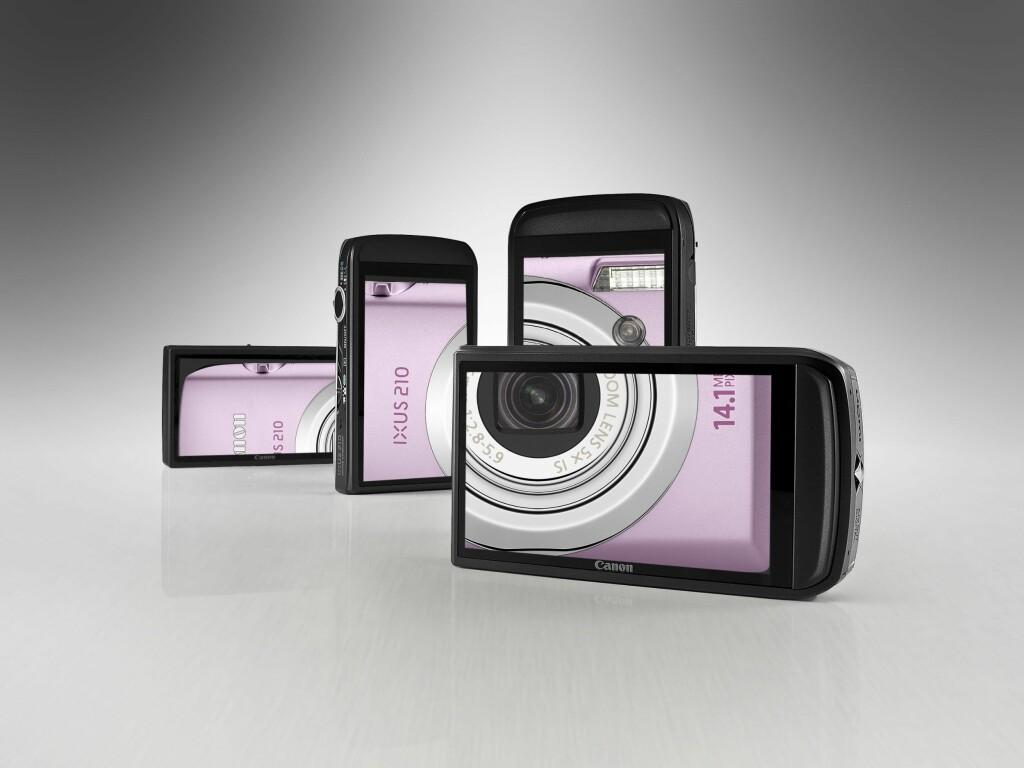 image: Canon EOS 550D lansert