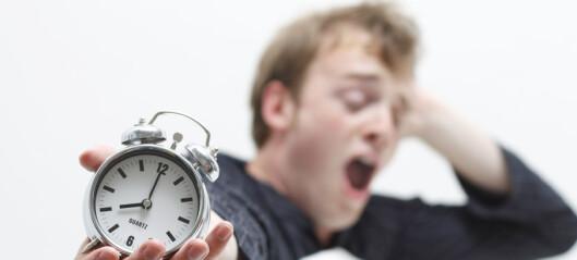 Våkn opp uten vekkerklokke