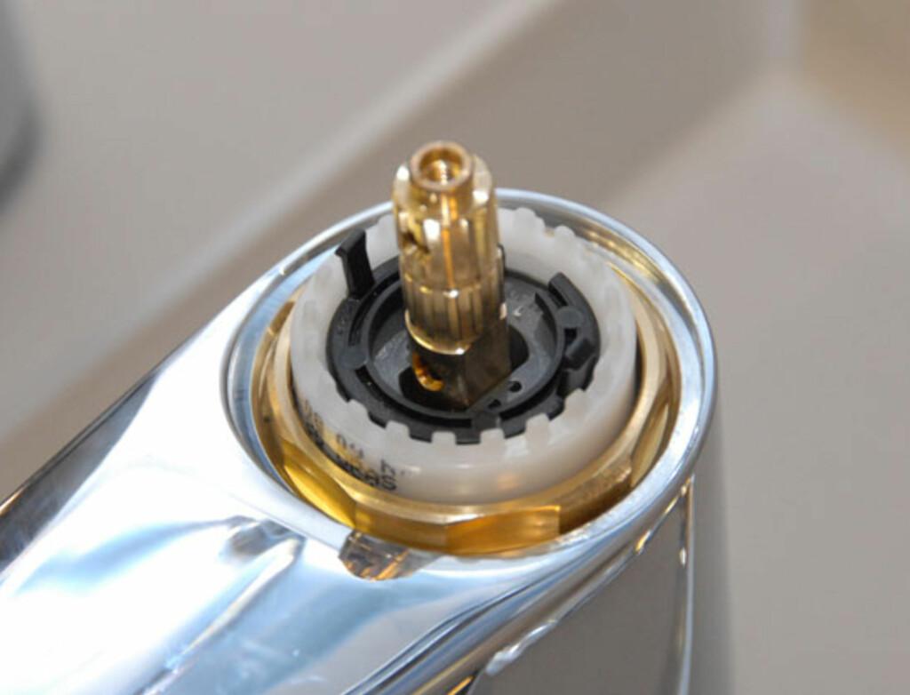 image: Lekker kran som drypper?