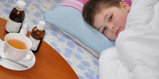 image: Brukt opp kvota for barnas sykdom?