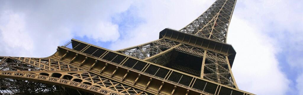 Eiffeltårnet er verdens landemerke nr 1, ifølge denne kåringen. Foto: SXC