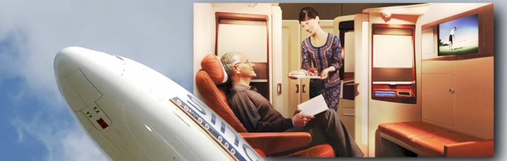 <B>REN LUKSUS:</B> Både Emirates og Singapore Airlines tilbyr luksusopplevelser på deres Airbus A380 som du knapt har sett før.