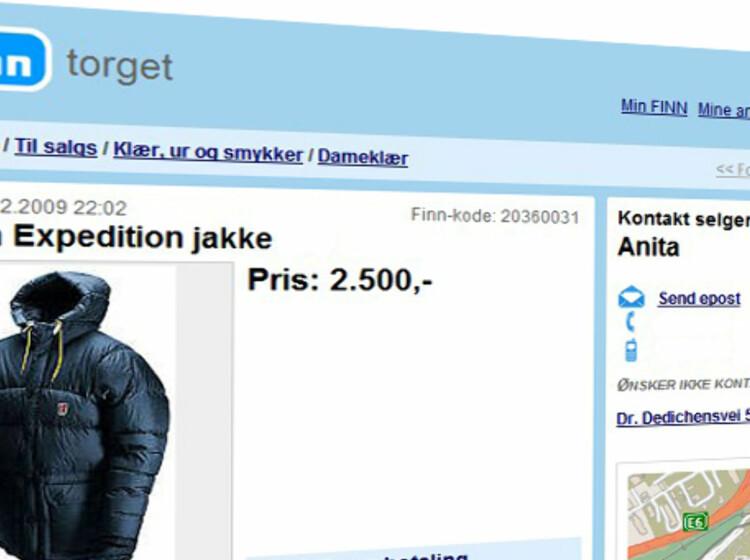 2e2d4fc7 Billige merkeklær: Billig mote på FINN - DinSide