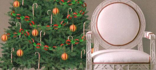 Julepynt for allergikere