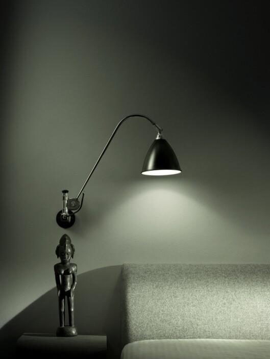 Hos Norrgavel får du også kjøpt de vakre danske Bestlite-lampene.  Foto: Bestlite