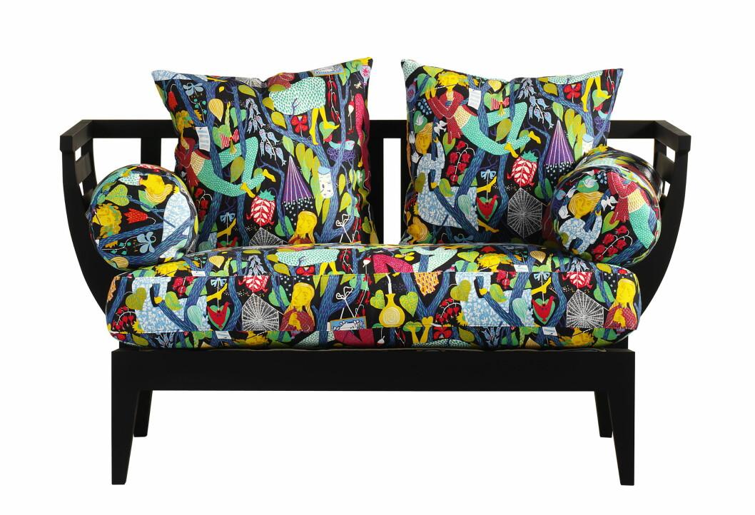 Her soffa i en 2-setersvariant.  Foto: Norrgavel
