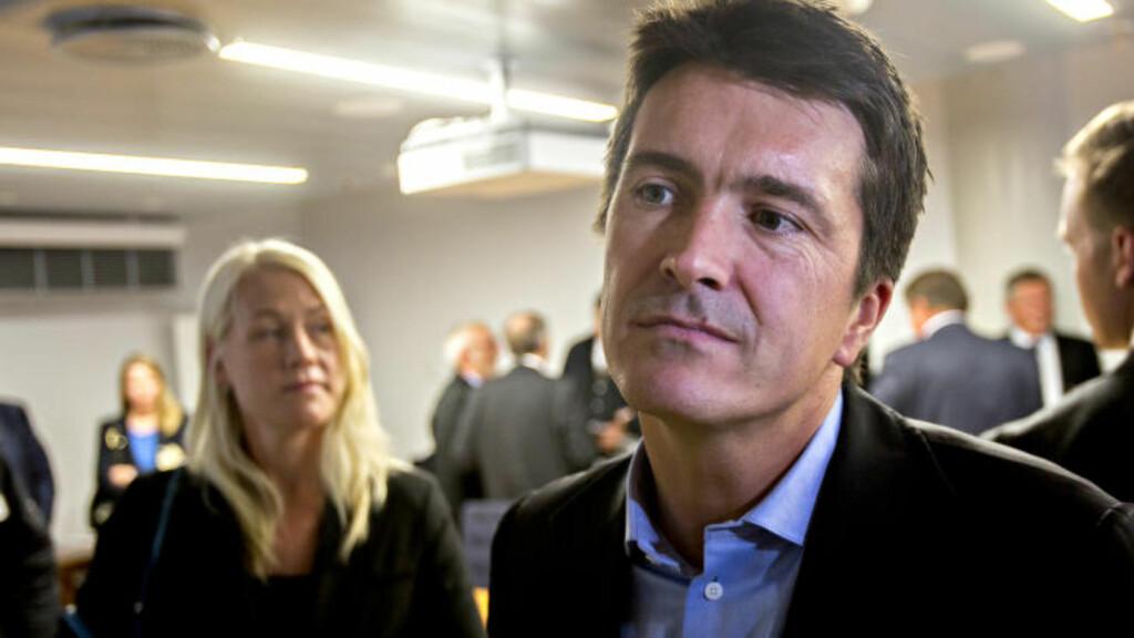 TIL MOTANGREP: Rema 1000-sjef Ole Robert Reitan varsler at selskapet vil samarbeide med en annen dagligvaregigant, Coop. Foto: Torbjørn Berg / Dagbladet