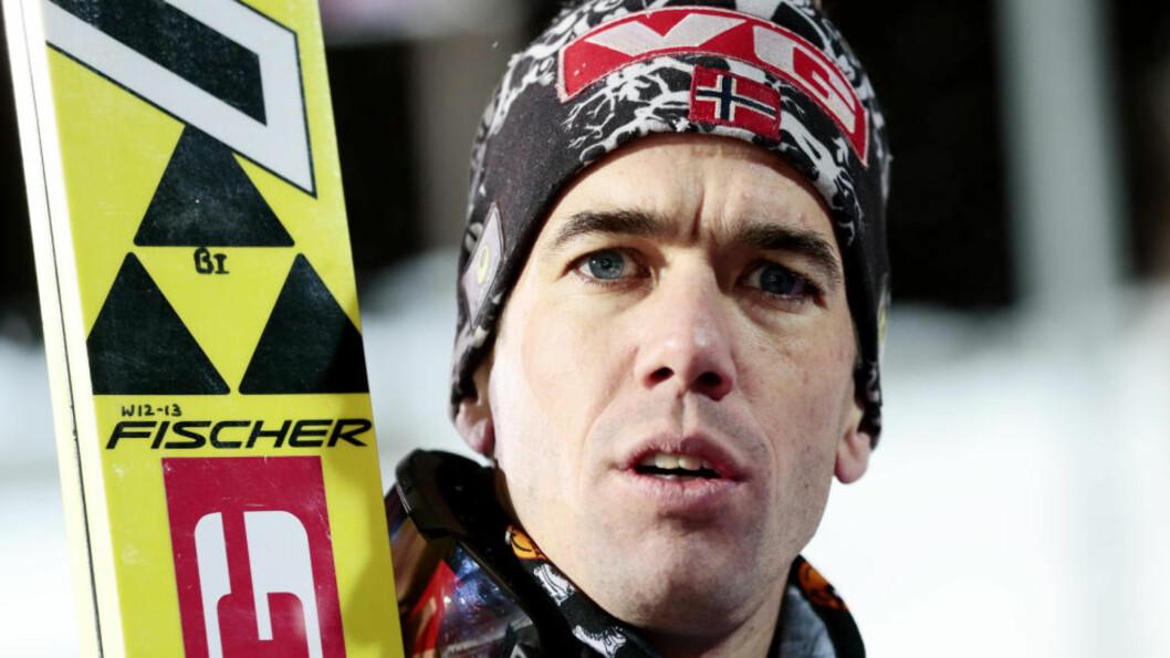 <strong> BESTE NORSKE:</strong>  Anders Bardal ble beste norske på en tiendeplass.  Foto: Håkon Mosvold Larsen / NTB scanpix