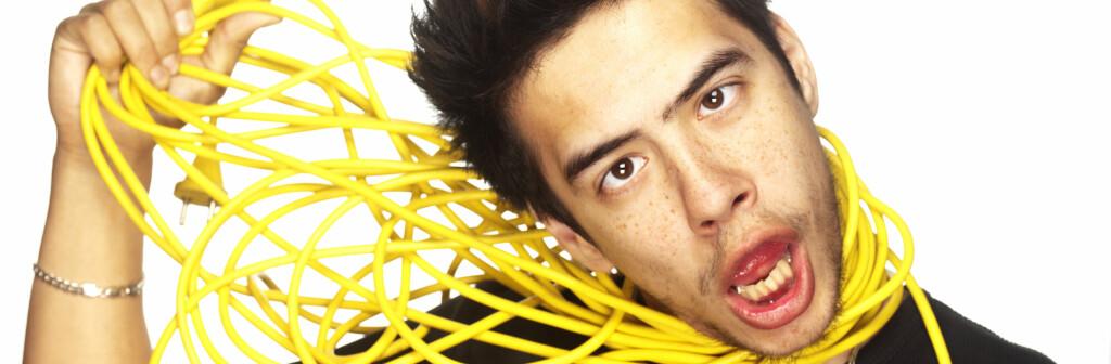 <b>Blir du gæærn av dårlig internettkapasitet? </b> Vi har sett hvem som gir deg mest hstighet pr. krone Foto: Colourbox.com