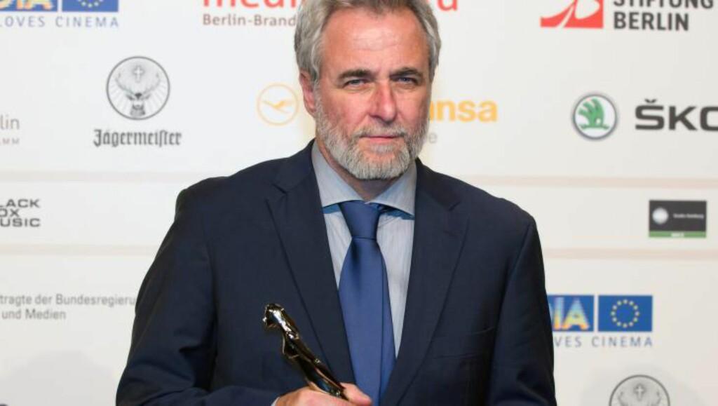 REGISSØR: Den israelske regissøren Ari Folman har vunnet flere priser for sine animasjonsfilmer «Vals med Bashir» og «The Congress». Foto: Scanpix