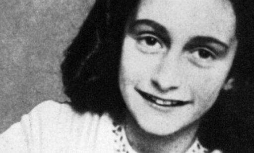 image: «Anne Franks Dagbok» blir animasjonsfilm for barn
