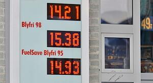 Så mye betaler du faktisk i avgifter for drivstoff
