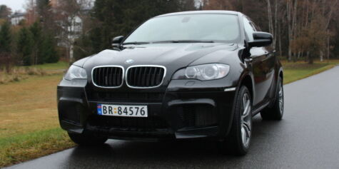 BMW X6 M: Rå SUV for gifaenfolk