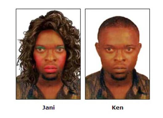 Ken, også kjent som Jani, får gjennomgå per mail på det amerikanske nettstedet. (Faksimile: 419 Eater)