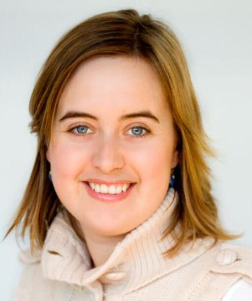 Kristine Bjørnstad, ansvarlig for Windows Live i Microsoft