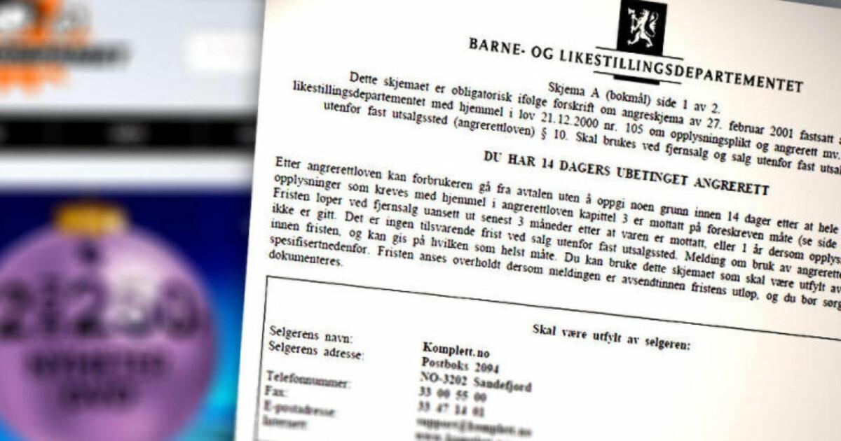 216ebf983 Denne kan redde jula! - Dagbladet