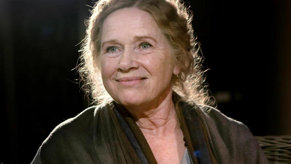 OSCAR-MULIGHET: Skuespilleren Liv Ullmann spiller i filmen «To liv».  Foto: ERLING HÆGELAND/Dagbladet
