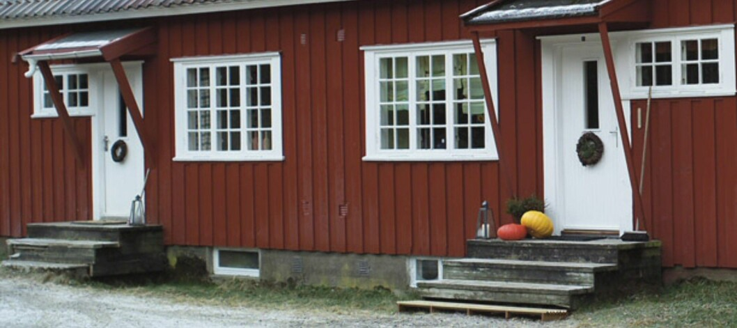Gamle vinduer bidrar til boligens sjarm, men også dessverre til økt varmetap og høye oppvarmingskostnader om vinteren.  Foto: Espen Grønli / ifi.no