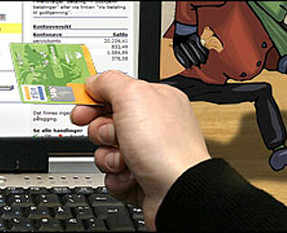 Trojaner tømmer nettbanken