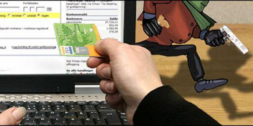 image: Trojaner tømmer nettbanken