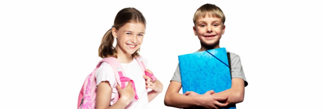 <strong>SOSIAL STATUS:</strong> Klasser hvor alle elevene er omtrent like populære kan gi bedre helse på kort sikt. Nå undersøkes det om det samme gjelder på lang sikt.  Foto: Colourbox.com