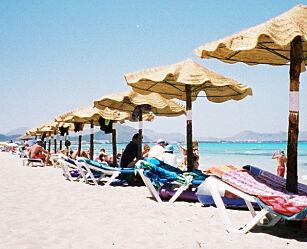 image: Spania frister færre turister