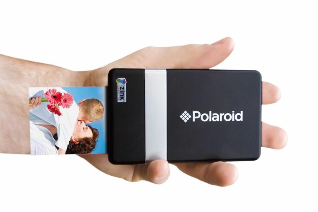 Polaroid pogo kamera med innebygd fotoskriver dinside - Beste polaroid kamera ...