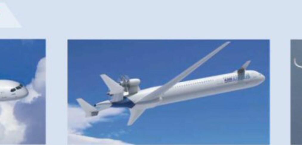 Her er Airbus siste flynyheter